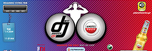 Best DJ Awards - Online ψηφοφορία